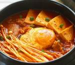 món ngon mỗi ngày, Món ngon Hàn Quốc, cua so tinh yeu