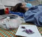 Bệnh thường gặp, lao phổi, sốt cao, giảm cân, hô hấp, cua so tinh yeu