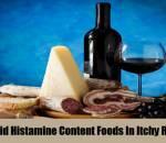 histamine, bia, rượu sâm banh, hải sản, sữa, trứng, thực phẩm, dị ứng, cua so tinh yeu