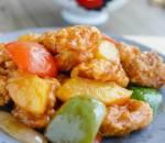 cách chế biến gà ngon, gà sốt chua ngọt, cua so tinh yeu
