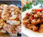 món ngon mỗi ngày, món ngon, sun heo, cá mắm, cua so tinh yeu
