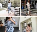 Đẹp, Thời trang, Mặc đồ đẹp, Xu hướng hè 2018, Xu hướng 2018, Áo chi tiết dây buộc, Áo blouse, Áo sơ mi, Thời trang hè 2018, cua so tinh yeu