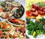 thực phẩm giàu kẽm, vai trò của kẽm, kẽm, cua so tinh yeu