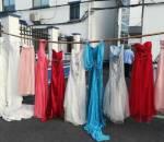 vụ trộm hy hữu, váy cưới, chuyện lạ thế giới, cua so tinh yeu