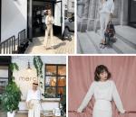 Đẹp, Thời trang, Xu hướng 2018, Mặc đồ đẹp, White-on-white, Thời trang Thu/Đông 2018, cua so tinh yeu