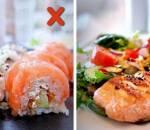 An toàn thực phẩm, đơn giản, bán thực phẩm, thực phẩm giả, nhận biết thực phẩm giả, cua so tinh yeu