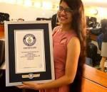 Rapunzel, tóc mây, kỷ lục Guinness, kỷ lục thế giới, cua so tinh yeu