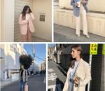 Mặc đồ đẹp,  Áo blazer, Áo t-shirt, Áo sơ mi,  Xu hướng 2019, Thời trang xuân hè, cua so tinh yeu