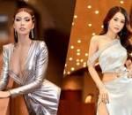 Minh Tú, Sam 'đua' váy xẻ tại sự kiện, cửa sổ tình yêu.