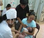 bạch hầu, tiêm phòng, vắc xin, cua so tinh yeu