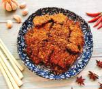 cách làm thịt bò khô, làm thịt bò khô tại nhà, món ăn vặt ngon, cua so tinh yeu