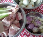 Cách làm, thịt kho tàu, thơm ngon, bất bại, ăn uống, cua so tinh yeu