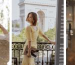Mặc đồ đẹp, Xu hướng thời trang 2019, Thời trang thu 2019, Sang chảnh hóa phong cách, Đồ lụa, Set đồ trắng toàn tập, Thời trang, Mặc đẹp, cua so tinh yeu