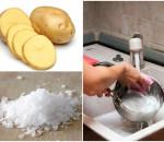 mẹo vặt với muối, mẹo nhỏ với muối, công dụng của muối, cua so tinh yeu