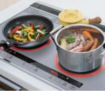 bếp điện, sai lầm khi sử dụng bếp điện, cua so tinh yeu