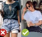 Phong cách thời trang, hot item, quần jeans, áo phông, mix đồ, cua so tinh yeu