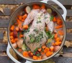thịt gà hầm tương miso, thịt gà hầm, bữa tối, bữa tối thơm ngon, bổ dưỡng, cua so tinh yeu