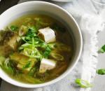nấu canh miso, thơm ngon, chuẩn bị nhật bản, canh miso Nhật Bản, cua so tinh yeu