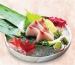 Fukuoka, Cá đặc sản Fukuoka, Nhà hàng Sushi Hokkaido Sachi, cua so tinh yeu