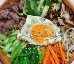 Món Ngon, Món Ngon Mỗi Ngày, Cách Làm, Lạ miệng, cơm trộn Hàn Quốc, cua so tinh yeu