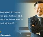 chức vụ lãnh đạo, tốt nghiệp Đại học, Shark Việt, Câu chuyện kinh doanh, cua so tinh yeu