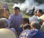 giúp đỡ người nghèo, Huế, doanh nhân trẻ, cua so tinh yeu