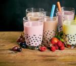 trà sữa, nghiện trà sữa. tăng cân, béo phì, luyện tập