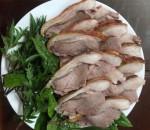 thịt dê Hương Sơn, thịt dê, chế biến thịt dê, món ngon