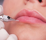 xăm môi, hậu quả của phun xăm thẩm mỹ, chăm sóc sau xăm, sức khỏe sắc đẹp