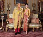 Hoàng quý phi Thái Lan bị phát tán 1.400 ảnh nóng