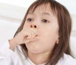trẻ bị ho, xử lý khi trẻ bị ho, viêm đường hô hấp, chăm sóc trẻ bị ho