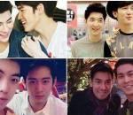 cặp đôi đồng tính, quyến rũ, đồng tính nam, Thái Lan, Both, New Year, Ban, Karn, Bigz, Aunzerz, Thammasat, Rinpoche,