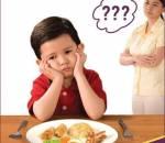 bé suy dinh dưỡng, thấp còi, biếng ăn, làm mẹ, nuôi con
