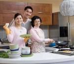 Mẹ chồng, nàng dâu, quan hệ, tình cảm gia đình, nhà chồng, con dâu, ứng xử, công việc, làm đẹp