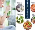 mang thai, dinh dưỡng, sảy thai, tử cung, thực phẩm, độc hại, sức khỏe, thai nhi