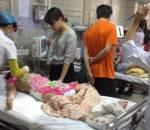 mưa lạnh kéo dài, số người nhập viện tăng, sức khỏe ngày mưa, bệnh do thời tiết, bệnh theo mùa, chăm sóc trẻ