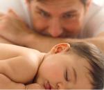 Làm bố, làm cha, khả năng làm bố, làm cha mẹ, sai lầm, lầm tưởng, làm bố lần đầu