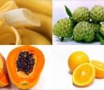 Những loại trái cây tốt cho mẹ bầu sau sinh