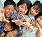 5 ngôn ngữ tình yêu dành cho con