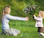 bố mẹ, ngày của mẹ, những đứa trẻ, người mẹ, nói chuyện, nói với con