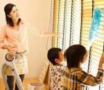 Bố mẹ nên khuyến khích con làm việc nhà