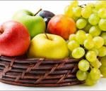 thai phụ, trái cây, con thông minh, hoa quả, chỉ số IQ
