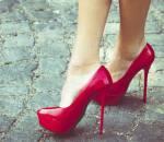 giày cao gót, Khả năng sinh sản, mắt cá chân, đi giày cao gót , tác hại, ảnh hưởng, khả năng sinh sản