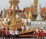 nhà vua thái lan ,    băng hà , quốc tang, tang lễ, Bhumibol Adulyadej