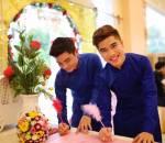 đồng tính nam, đám cưới, hạnh phúc, chúc phúc, chấp thuận, coi trọng