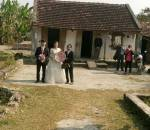 một túp lều tranh hai trái tim vàng, đám cưới giản dị, hạnh phúc, tình yêu chân thành
