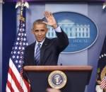 obama, phát biếu, rơi nước mắt, rời nhà trắng