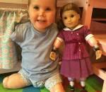 cô bé khuyết tật, niềm vui, món đồ chơi ý nghĩa, động lực