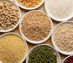thực phẩm vàng, phát triển trí não, thai nhi, cá hồi, ngũ cốc