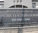 Đại học Luật TPHCM, tuyển sinh ngành mới, Anh văn pháp lý